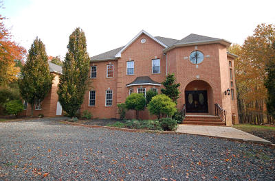 Monmouth County Single Family Home For Sale: 273 Disbrow Hill Road