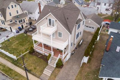 Monmouth County Single Family Home For Sale: 1707 A Street