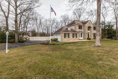 Monmouth County Single Family Home For Sale: 2372 Spartan Drive