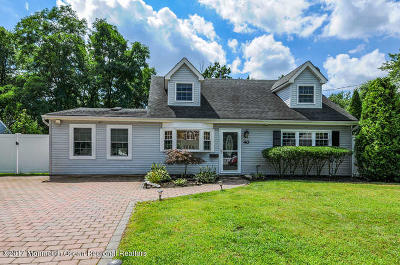 Monmouth County Single Family Home For Sale: 40 Appleton Drive