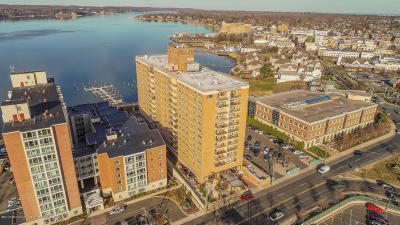 Red Bank Condo/Townhouse For Sale: 28 Riverside Avenue #12f