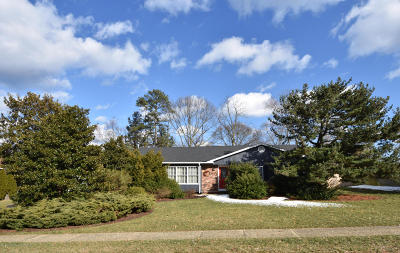 Brick Single Family Home Under Contract: 704 Revolutionary Road