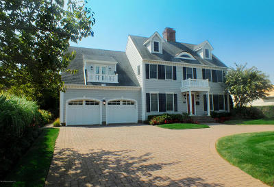Spring Lake Single Family Home Under Contract: 7 Essex Avenue