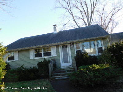 Neptune Township Single Family Home Under Contract: 302 Elm Drive