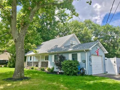 Howell Single Family Home For Sale: 77 Salem Hill Road