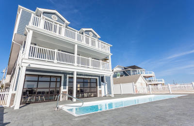 Seaside Heights Condo/Townhouse For Sale: 465 Bayside Terrace #Unit #3