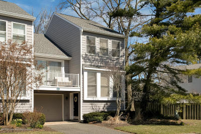 Point Pleasant Condo/Townhouse For Sale: 845 Arnold Avenue #17
