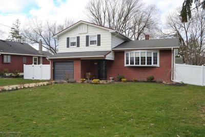 Neptune Township Single Family Home Under Contract: 615 Fairview Avenue