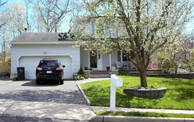 Hazlet Single Family Home Under Contract: 5 Windsor Court