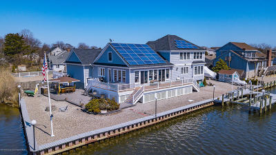Point Pleasant Single Family Home Under Contract: 1621 Blue Heron Court