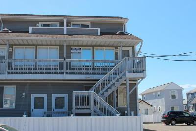 Seaside Park Condo/Townhouse For Sale: 1713 Boulevard #6