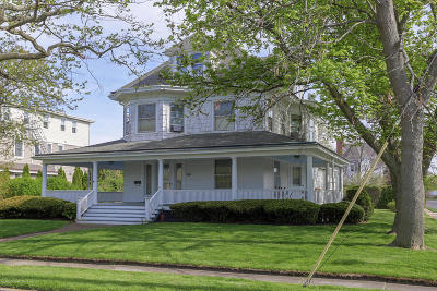 Monmouth County Single Family Home Under Contract: 27 Tuttle Avenue