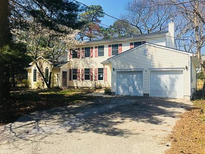 Brick NJ Single Family Home Under Contract: $349,900