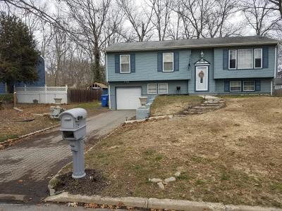 Manchester Single Family Home For Sale: 244 Weldon Road