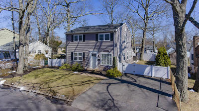 Sea Girt Single Family Home Under Contract: 2132 Locust Road