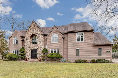 Toms River Single Family Home Under Contract: 495 Eagle Point Drive