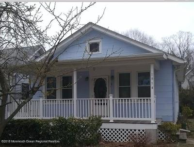 Single Family Home Under Contract: 1694 K Street