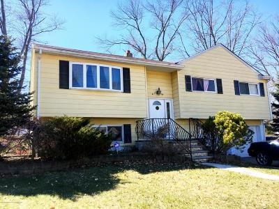 Neptune Township Single Family Home Under Contract: 727 John Terrace