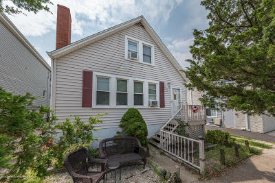 Seaside Park Multi Family Home For Sale: 37 Farragut Avenue