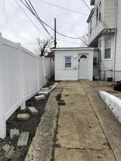 Asbury Park Rental For Rent: 1207 Bergh Street
