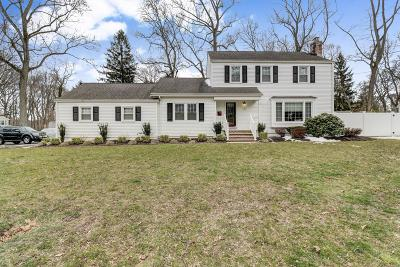 Red Bank Single Family Home For Sale: 171 S Lake Drive