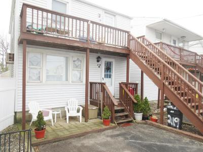Seaside Heights Condo/Townhouse Under Contract: 219 Hamilton Avenue #A