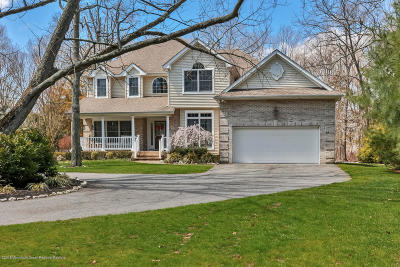 Wall Single Family Home For Sale: 2143 Allenwood Road