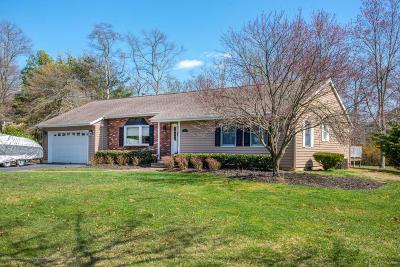 Avon-by-the-sea, Belmar, Bradley Beach, Brielle, Manasquan, Spring Lake, Spring Lake Heights Single Family Home For Sale: 924 Birch Drive