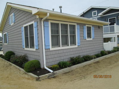 Lavallette Single Family Home For Sale: 20 E Swordfish Way