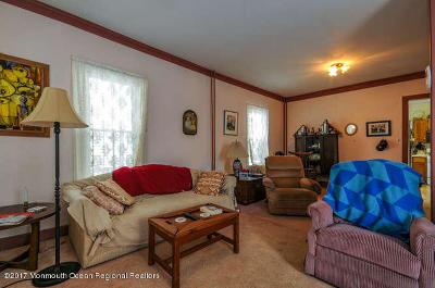 Ocean Grove Single Family Home For Sale: 54 Embury Avenue