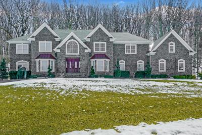 Holmdel Single Family Home For Sale: 12 Chaser Court