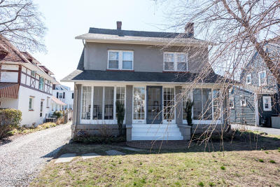 Red Bank Single Family Home Under Contract: 280 River Road