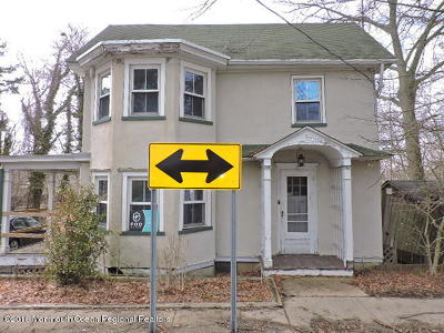 Single Family Home Under Contract: 5 Brindletown Road