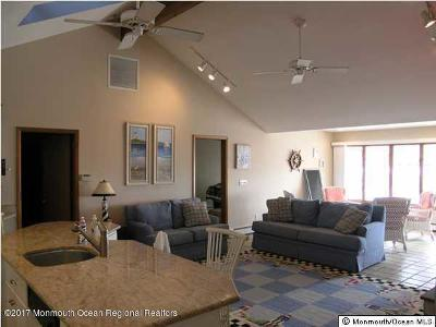 Avon-by-the-sea, Belmar, Bradley Beach, Brielle, Manasquan, Spring Lake, Spring Lake Heights Single Family Home For Sale: 171 Beach Front