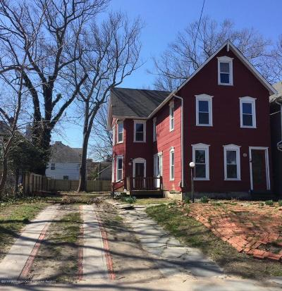 Asbury Park Single Family Home Under Contract: 704 4th Avenue