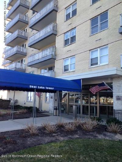 Asbury Park Rental For Rent: 510 Deal Lake Drive