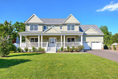 Avon-by-the-sea, Belmar, Bradley Beach, Brielle, Manasquan, Spring Lake, Spring Lake Heights Single Family Home Under Contract: 624 Woodland Avenue
