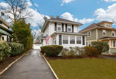 Red Bank Single Family Home Under Contract: 18 Madison Avenue