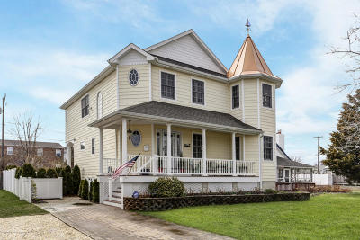 Ocean Single Family Home Under Contract: 314 Carter Avenue