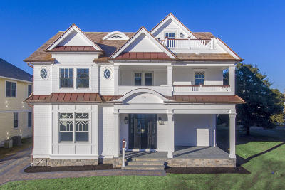 Monmouth County Single Family Home For Sale: 105 Chicago Boulevard