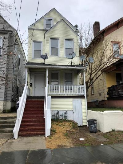 Asbury Park Single Family Home For Sale: 703 Sewall Avenue