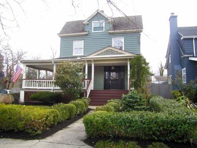 Asbury Park Single Family Home Under Contract: 1000 5th Avenue