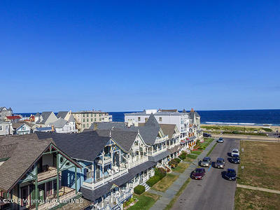Ocean Grove Single Family Home For Sale: 7 Ocean Pathway