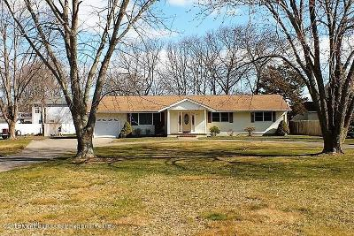 Toms River Single Family Home Under Contract: 158 Maine Street