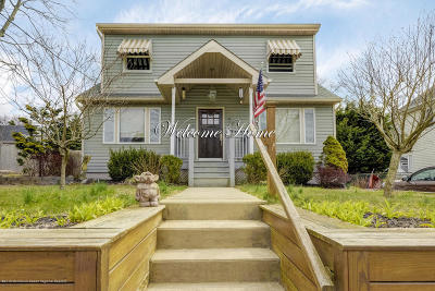 Atlantic Highlands Single Family Home Under Contract: 30 Central Avenue