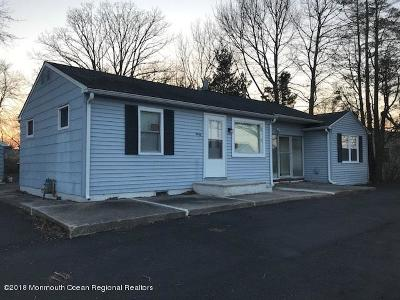 Toms River Single Family Home For Sale: 784 Fischer Boulevard