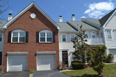 Holmdel Condo/Townhouse Under Contract: 5 Dutch Court