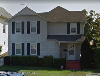 Long Branch Multi Family Home For Sale: 239 Westwood Avenue