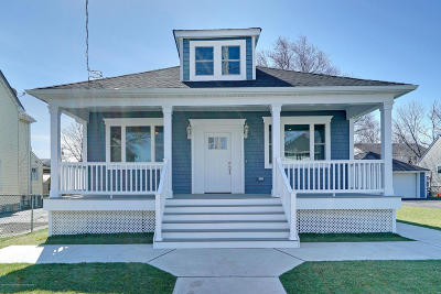 Long Branch Single Family Home Under Contract: 238 Joline Avenue