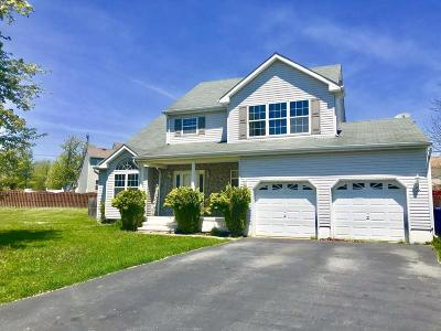 Neptune Township Single Family Home Under Contract: 208 Iris Drive